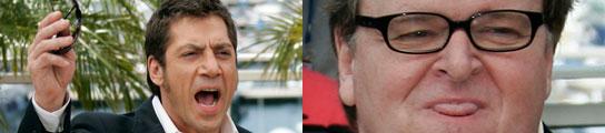 Javier Bardem y Michael Moore brillan con luz propia en el festival.