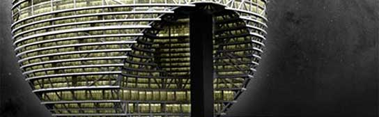 Proyecto de edificio para Dubai.