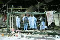 Cinco muertos en Ankara