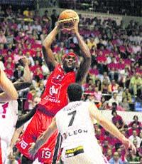 El CAI gana y mañana podría ser equipo ACB
