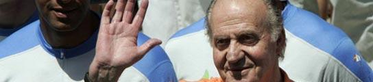 El rey Don Juan Carlos. (ARCHIVO).