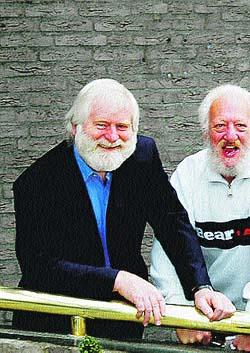 Legendarios del folk irlandés