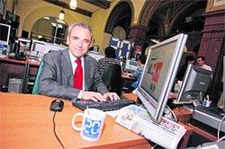 Rafael Simancas candidato del PSOE a la Presidencia de la Comunidad