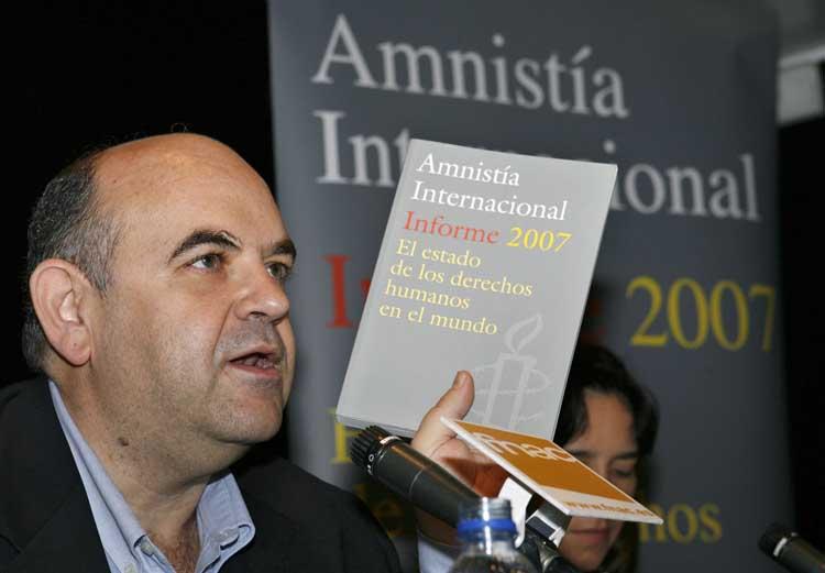 Anmistía Internacional presenta su informe anual