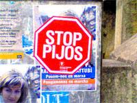 Denuncien una campanya contra els 'pijos' del PP