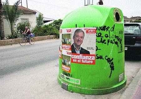 Propaganda para reciclar