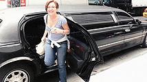 Funcionarios murcianos de viaje en limusina por Nueva York