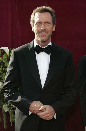 Hugh Laurie, doctor House