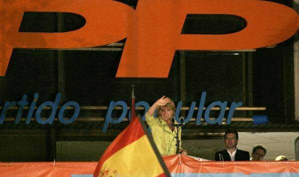Aguirre saluda desde Génova.