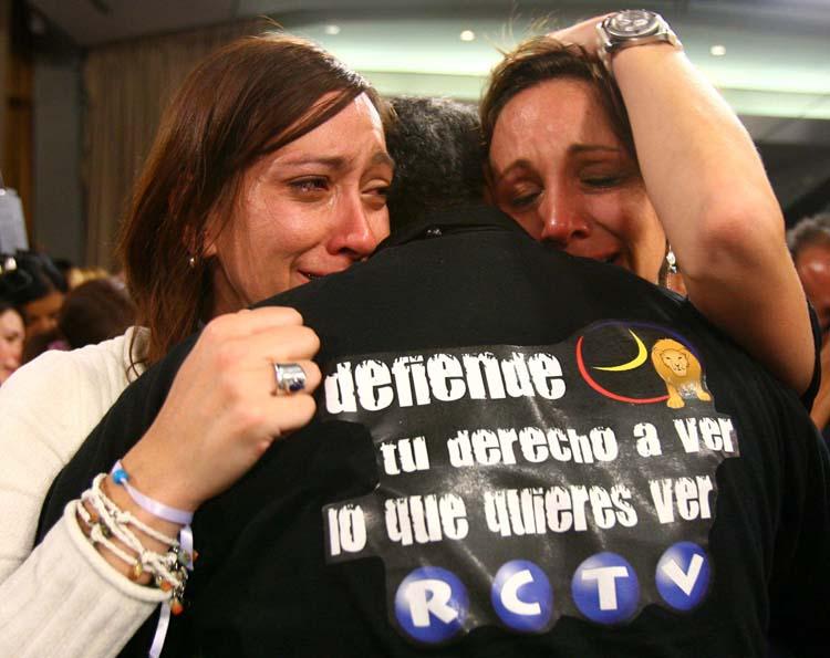 Se apaga Radio Caracas TV