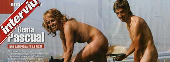 Gema pascual desnuda