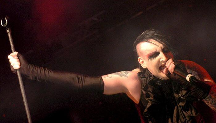 Marilyn Manson concierto