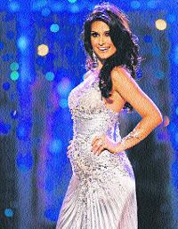 Miss Brasil es la más bella
