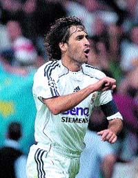Raúl: «Eto'o siempre ha querido triunfar aquí»