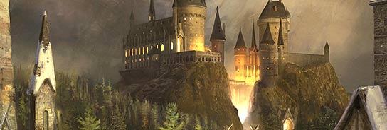 JK Rowling apoya la creación de un parque temático de Harry Potter que abrirá en 2009