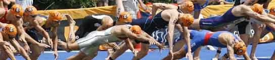 Copa del Mundo de triatlón de Madrid