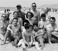 Barcelona tiene un mínimo de 15 playas donde se hace nudismo