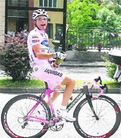 Danilo di Luca se lleva el Giro y Petacchi gana