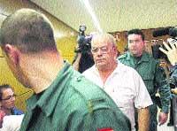 El patrón de la Cofradía Ferrol, en prisión, inicia una huelga de hambre