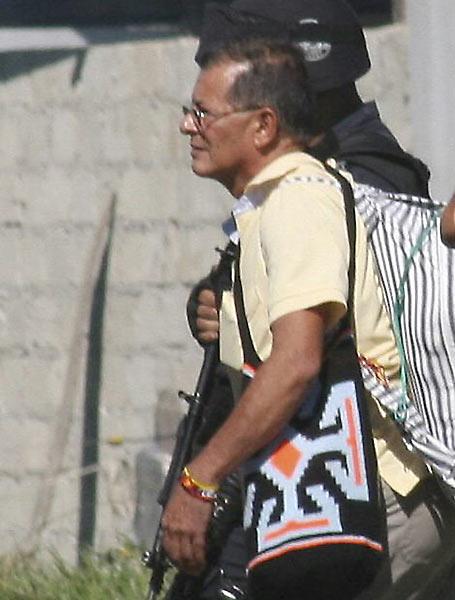 El 'canciller' de las FARC
