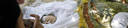 Muerta a balazos Zakia Zaki