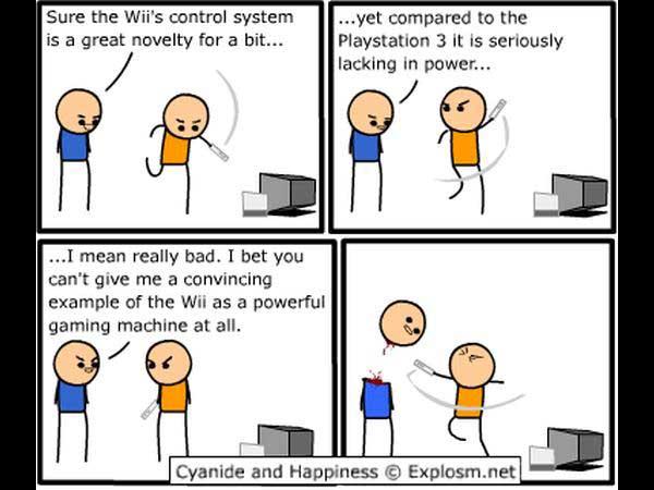 Utilización del mando de Wii