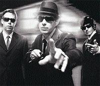 Los Beastie Boys abrirán el Sónar 2007