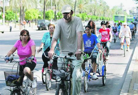 Leyendas en bicicletas