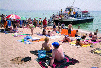 La Festa del Mar refresca el fin de semana más caluroso
