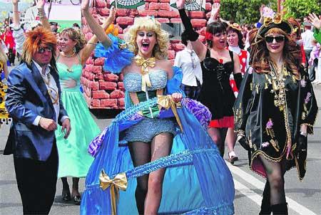 También hay carnaval en Siberia