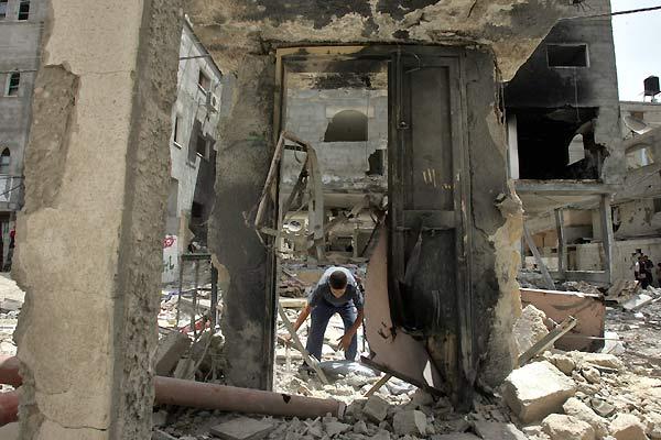Enfrentamientos entre Al-Fatah y Hamás