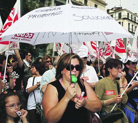 Bajo el paraguas de la crisis