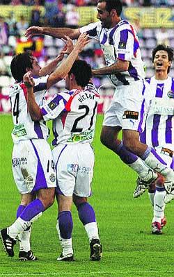 El Valladolid se proclama por fin campeón de Segunda