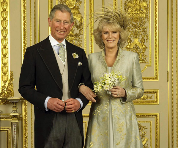 Carlos de Inglaterra y Camilla Parker Bowls.