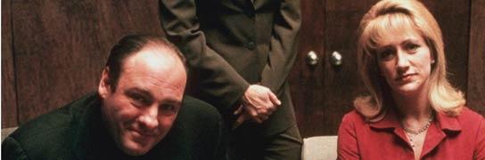 Protagonistas de 'Los Soprano'