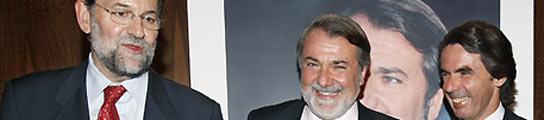 Rajoy, Mayor Oreja y Aznar