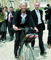 París se llena de bicicletas