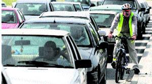 El plan para compartir coche en la UMA pincha en su segundo intento