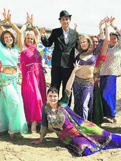 Cómo convertirse en estrella de Bollywood