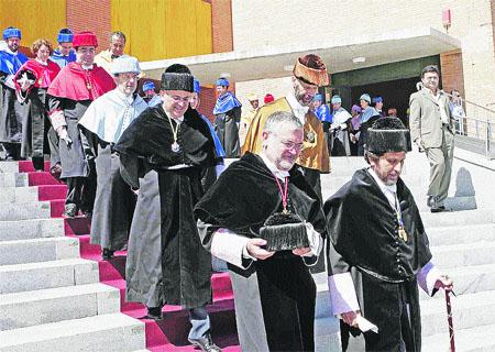 La Olavide ya tiene nuevo rector