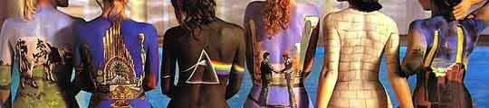 Pink Floyd a 540.