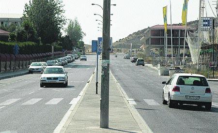 El PAU-2 es un laberinto de avenidas sin señalizar