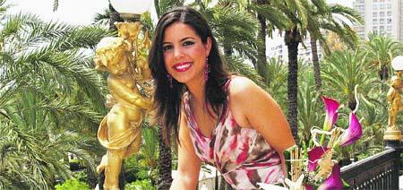Blanca Ortiz «Lo importante es aprender de los que me rodean»