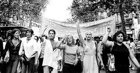30 años de orgullo gay en Barcelona