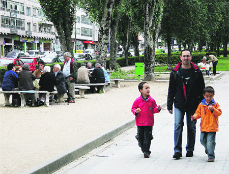 Las parroquias concentran casi al 30% de los jóvenes de todo Vigo