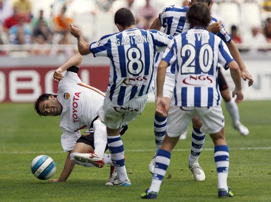 Valencia - Real Sociedad