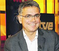 Juan Ramón Lucas arranca hoy en TVE 1