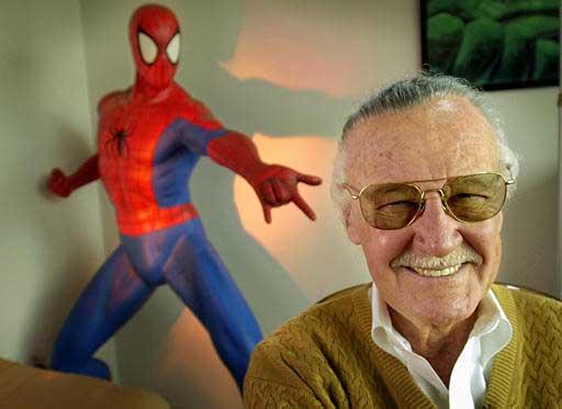 Stan Lee (Foto: www.the-trades.com)