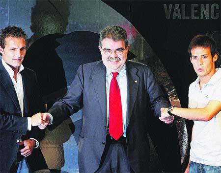 Juan Soler, vete del Valencia