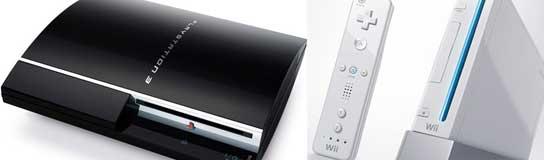 PS3 y Wii